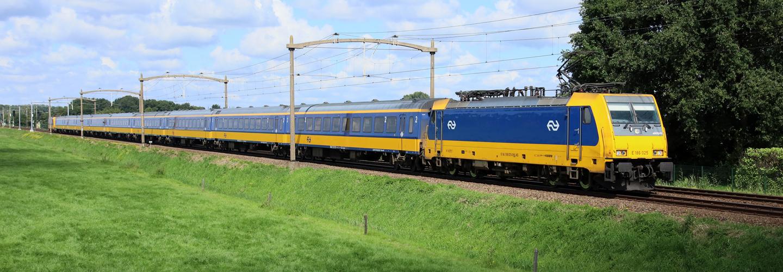 Trains de passagers